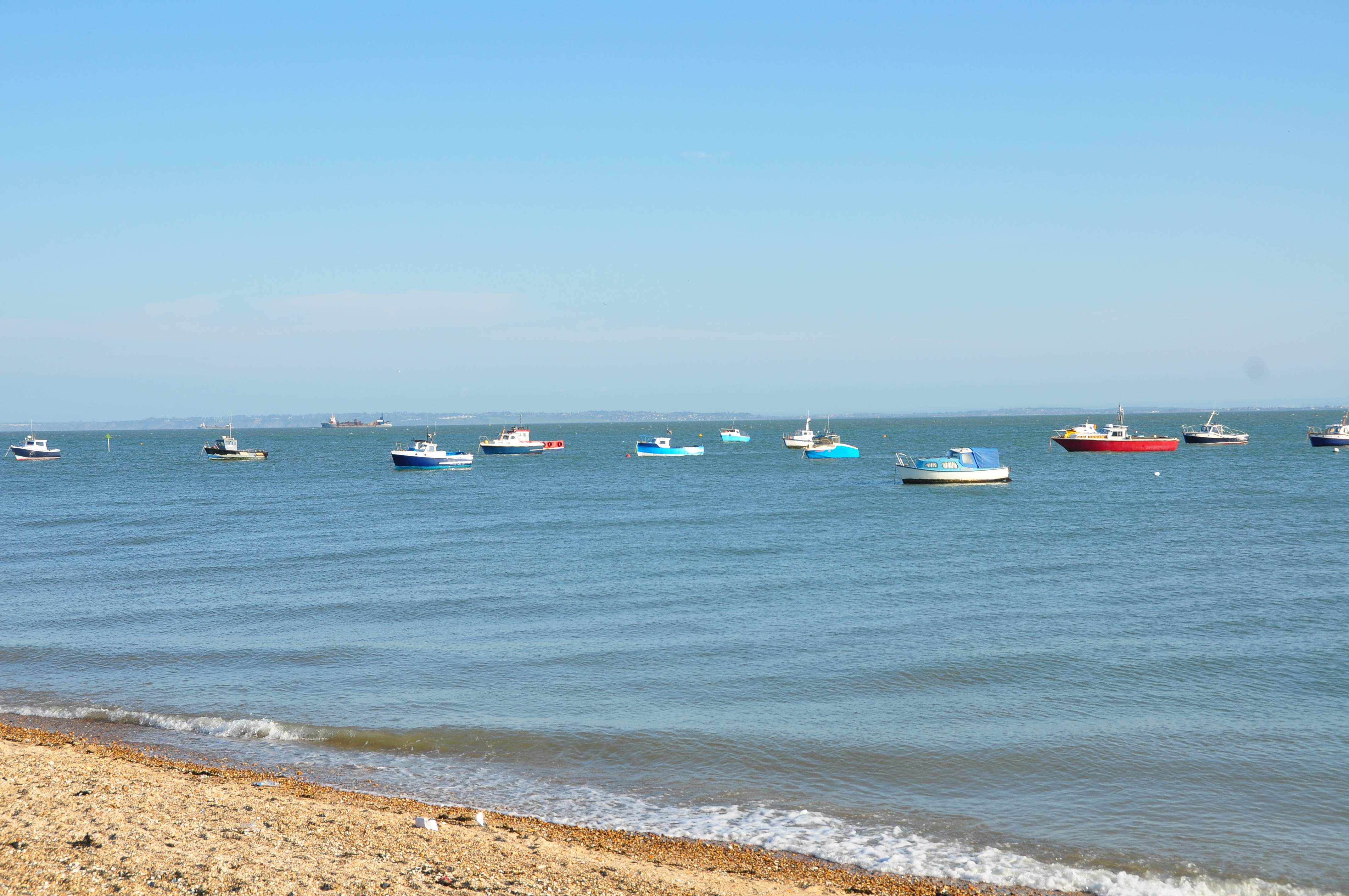 Visiting Southend On Sea