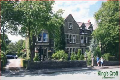 Kingscroft Guesthouse, Buxton, Derbyshire