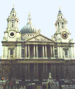 St Paul's Cathedral, London, 14K