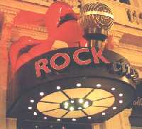 The Rock Circus, Piccadilly, London, 7K