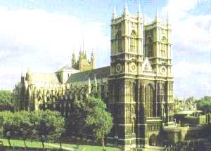 Westminster Abbey, Westminster, London, 11K