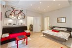 Apartment Red Bike