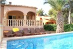 Apartment with pool in Javea
