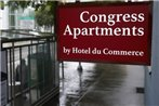 Congress Apartments by Hotel du Commerce