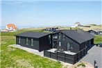 Four-Bedroom Holiday home in Lokken 19