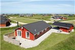Four-Bedroom Holiday home in Lokken 2