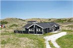 Four-Bedroom Holiday home in Lokken 4