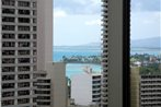 Great Studio with View in Waikiki