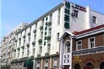 GreenTree Inn Qingdao Railway Station East Square Pichaiyuan Express Hotel