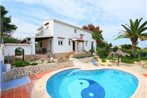 Holiday home Adsubia III Javea