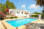 Holiday home Adsubia Toscamar I Javea