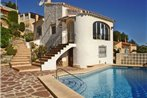 Holiday home Adsubia VI Javea
