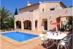 Holiday home Aires y Paz Calpe