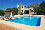 Holiday home Valls Tosals Javea
