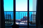 Sea front apartment - Princesa D. Amelia