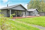 Six-Bedroom Holiday home in Grenaa