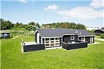 Three-Bedroom Holiday home in Lokken 10