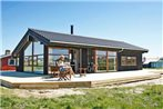 Three-Bedroom Holiday home in Lokken 25