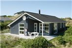 Three-Bedroom Holiday home in Lokken 4