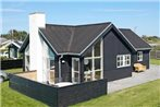 Three-Bedroom Holiday home in Lokken 46