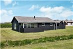 Three-Bedroom Holiday home in Lokken 50