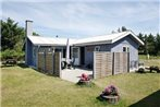 Three-Bedroom Holiday home in Lokken 53
