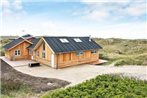 Three-Bedroom Holiday home in Lokken 55