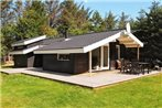 Three-Bedroom Holiday home in Lokken 78