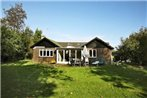 Three-Bedroom Holiday home in Roslev 5