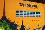 Top Banana Guesthouse & Rooftop Bar