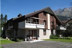 Two-Bedroom Apartment with Garden in Engelberg 4
