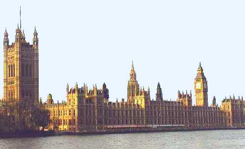 Houses of Parliament, London, 13K